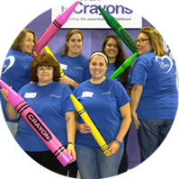 CBI at the Cradles to Crayons charity event