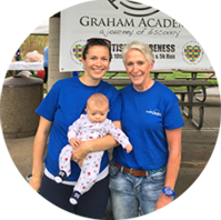 CBI at the Graham Academy Walk for Autism Awareness