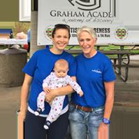 CBI at the Graham Academy Walk for Autism Awareness