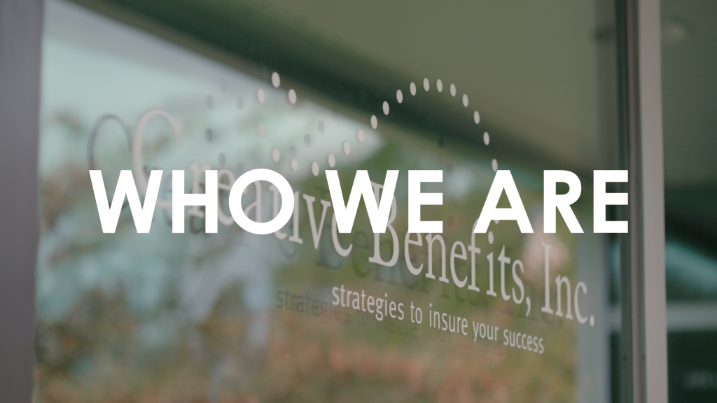 Creative Benefits Inc - Who We Are Video
